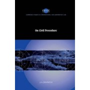 On Civil Procedure by J. A. Jolowicz