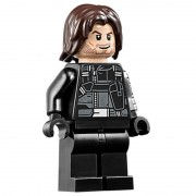Figurine Lego® Super Heros Marvel - Soldat De L'hiver