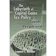 The Labyrinth of Capital Tax Policy by Leonard E. Burman