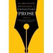 The Broadview Anthology of Expository Prose by Tammy Roberts