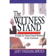 The Witness Stand by Carlton E. Munson