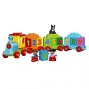 Lego DUPLO 10847 Pociąg z cyferkami - Gwarancja terminu lub 50 zł! BEZPŁATNY ODBIÓR: WROCŁAW!