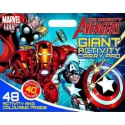 The Mighty Avengers - Giant Activity Carry Pad