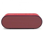 Sony SRSX2 Ultra-Portable NFC Bluetooth Wireless Speaker (Red) with Speakerphone