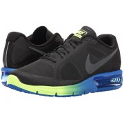 Nike Air Max Sequent BlackAnthraciteHyper CobaltGhost Green
