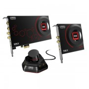 Creative Sound Blaster ZxR 5.1-Channel PCIE Sound Card