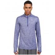 Nike Dry Element Long Sleeve Running Top Deep Royal BlueHeatherDeep Royal BlueReflective Silver