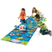 Learning Resources Crocodile Hop A Floor Mat Game by Learning Resources TOY