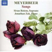 G. Meyerbeer - Songs (0747313236770) (1 CD)