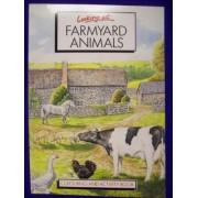 Looking at Farmyard Animals. Colouring and Activity Book