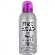 TIGI Bed Head Foxy Curls espuma fijadora para cabello ondulado 250 ml