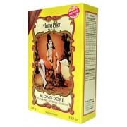Henna, pulbere, blond auriu, 100g, Henne Color Paris