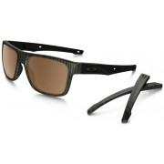 Oakley Crossrange fietsbril zwart 2017 Sportbrillen