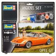 Revell Model-Set Opel Gt - Maquette