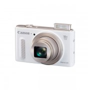 Aparat foto Canon PowerShot SX610 20 Mpx zoom optic 18x WiFi NFC Alb