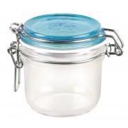 Bormioli Rocco Fido Trans csatos befőttes üveg 0,125 literes kék - 119009
