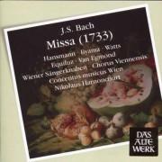 J.S. Bach - Missa1733 (0825646905713) (1 CD)
