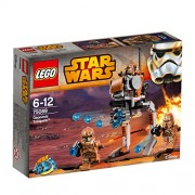 Lego Geonosis Troopers, Multi Color