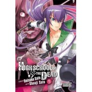 Highschool of the Dead: v. 5 by Daisuke Sato