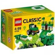 Конструктор ЛЕГО Класик - Зелена кутия за творчество, LEGO Classic, 10708