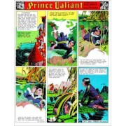 Prince Valiant: 1937-1938 Volume 1 by Harold Foster