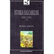 Istoria Balcanilor - Vol. II - secolul al XX - lea - Barbara Jelavich