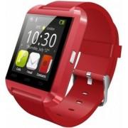 Ceas Smartwatch Bluetooth Tellur U8, Rosu