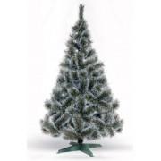 Bor - Novogodišnja jelka sa belim vrhovima 100 cm