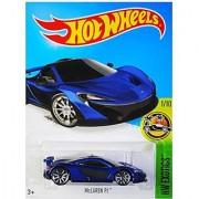 Hot Wheels 2016 HW Exotics McLaren P1 [Blue] 71/250