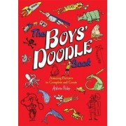 The Boys' Doodle Book by Andrew Pinder