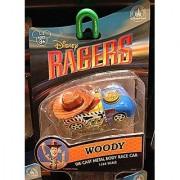 Disney Park Racer Toy Story Woody Diecast Model Car Racers NEWs NEW