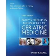 Pathy's Principles and Practice of Geriatric Medicine by Alan J. Sinclair