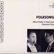 Alfred Deller - Folksongs (0794881697724) (1 CD)