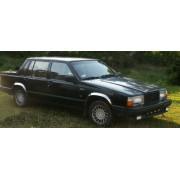Lemy blatniku Volvo 740/760 1982-1992