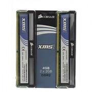 Corsair XMS2 DDR2 4GB (2x2GB) PC2-6400 800MHz 240-Pin Dual Channel Desktop Memory