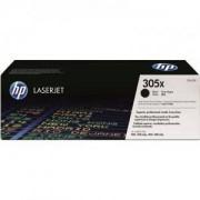 Тонер касета за HP 305X Large Capacity Black LaserJet Toner Cartridge - CE410X