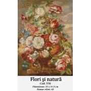 Flori si natura (kit goblen)