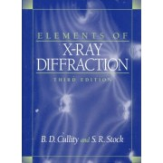 Elements of X-Ray Diffraction by B. D. Cullity