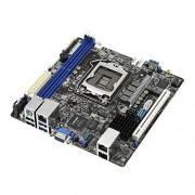 Asus P10S-I Carte Mère Serveur Intel C232 Mini ITX Socket 1151
