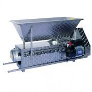 Zdrobitor-desciorchinator electric Marchisio FAMILY Inox, 750 W, 1000-1500 kg/h, integral inox