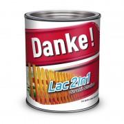 Lac pentru lemn Danke colorat - Tec 2,5 L