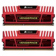 RAM DDR3, 2133MHz 8GB 2x240 Dimm, Unbuffered, 11-11-11-27, Vengeance Red Heatspreader,BlackPCB, 1.5V - CMZ8GX3M2A2133C11R