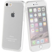Husa Crystal 3D 360 Transparent Apple iPhone 7 Muvit