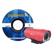 HD-Action-Cam DV-78.night mit Spezial-Software ProDRENALIN