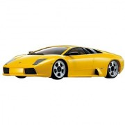Kyosho Auto Scale Yellow Lamborghini Murcielago LP640 - for Mini-Z Vehicle