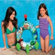 Bóia Inflável Infantil Nave Espacial Toy Story Intex 58252 - 71 cm x 56 cm