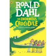 The Enormous Crocodile (Chapter Book Edition) by Roald Dahl