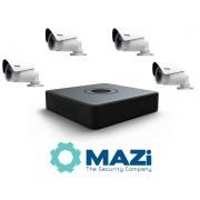 KITT Supraveghere Video MAZi - IKIT-0413