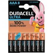 Duracell Ultra Power AAA Pack von 8 (MX2400B8)