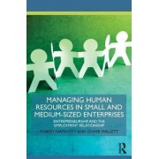 Managing Human Resources in Small and Medium-Sized Enterprises by Robert Wapshott